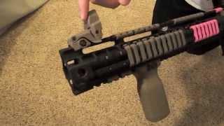 custom m4 airsoft gun review