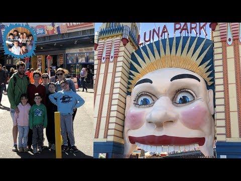 HAPPY BIRTHDAY CALEB! - LET'S GO TO LUNA PARK!
