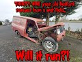 Will It Run? Bedford Ha110 Van Abandoned For  15+ Years!! Ep.3