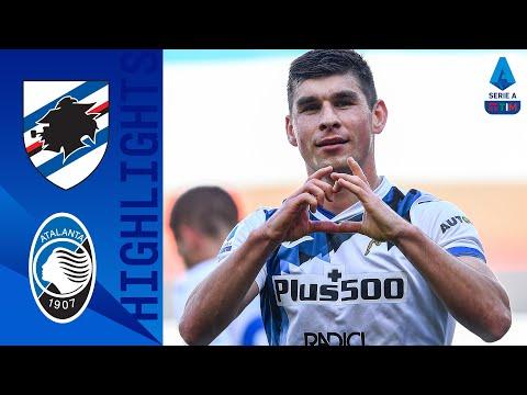 Sampdoria 0-2 Atalanta | La Dea non si ferma, decidono Malinovskyi e Gosens | Serie A TIM