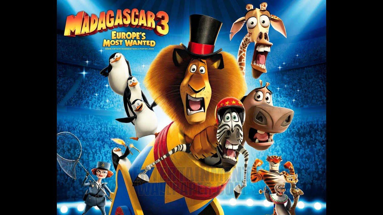 فيلم مدغشقر مدبلج باللهجة