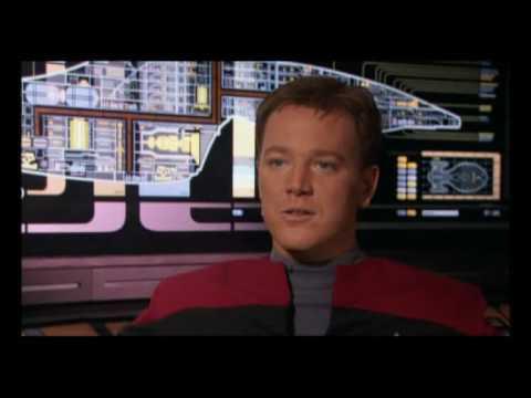 Star Trek Voyager Special Features  Time Capsule: Tom Paris, Part 2