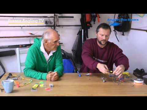 Breakaway And Gemini Leads For Shore Fishing - Talking Tackle With Jim Whippy And Glyn Morgan
