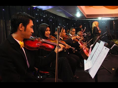 Sejuta Cinta - Yovie And The Nuno | WEDDING ORCHESTRA SURABAYA - Malik Entertainment
