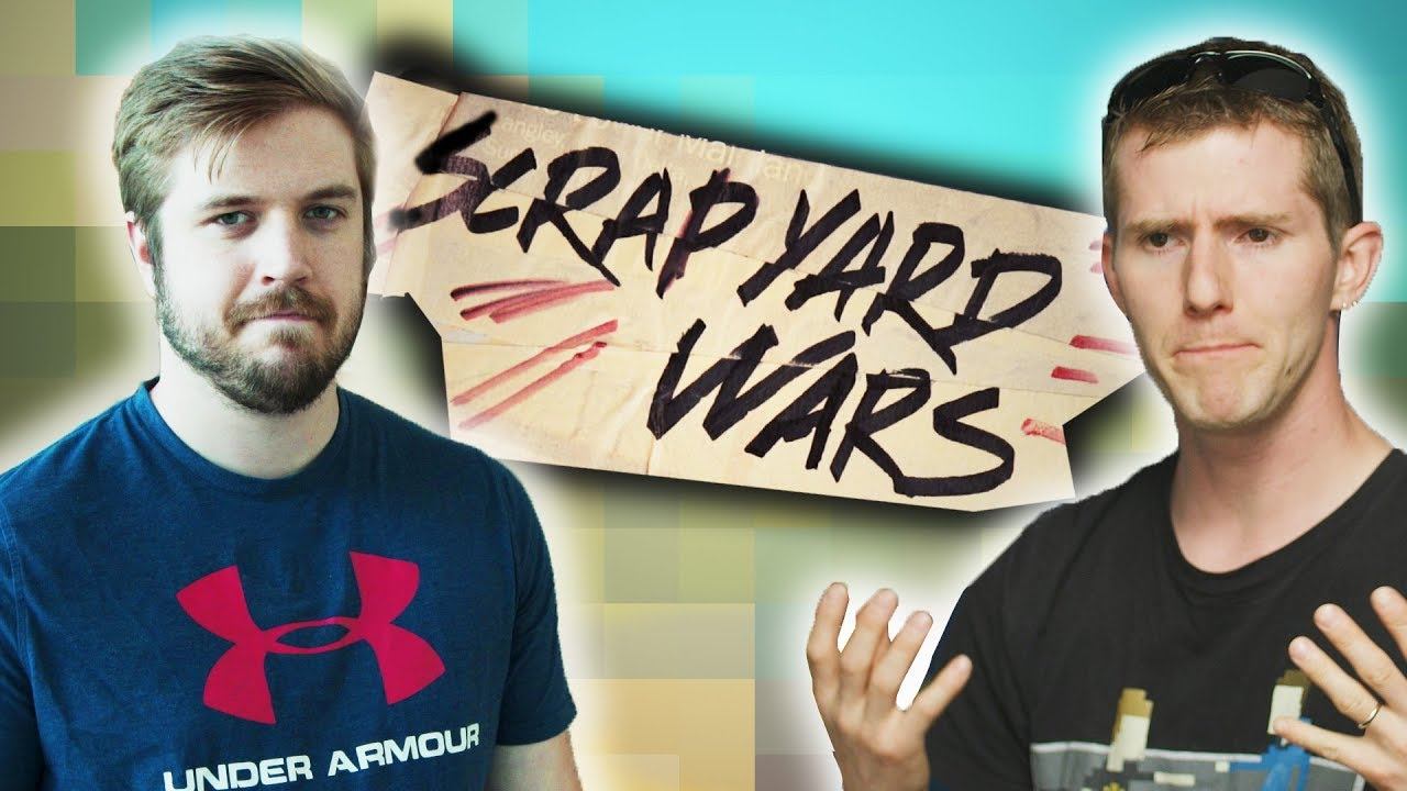 Scrapyard Wars 7 Pt. 2 - NO INTERNET