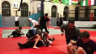 Develop neck & posture in combat sport ..