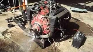 Ford 302 Marine Engine