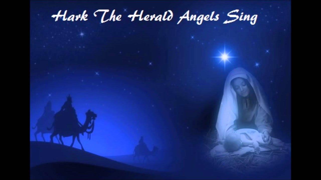 Hark The Herald Angels Sing - INSTRUMENTAL - YouTube