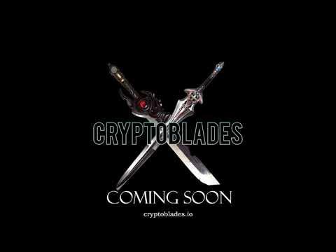 CryptoBlades Teaser Trailer