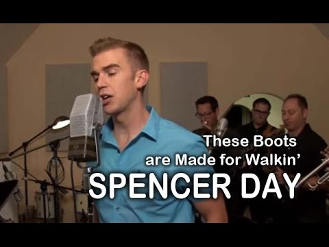 These Boots are Made for Walking (Nancy Sinatra cover) | Spencer Day