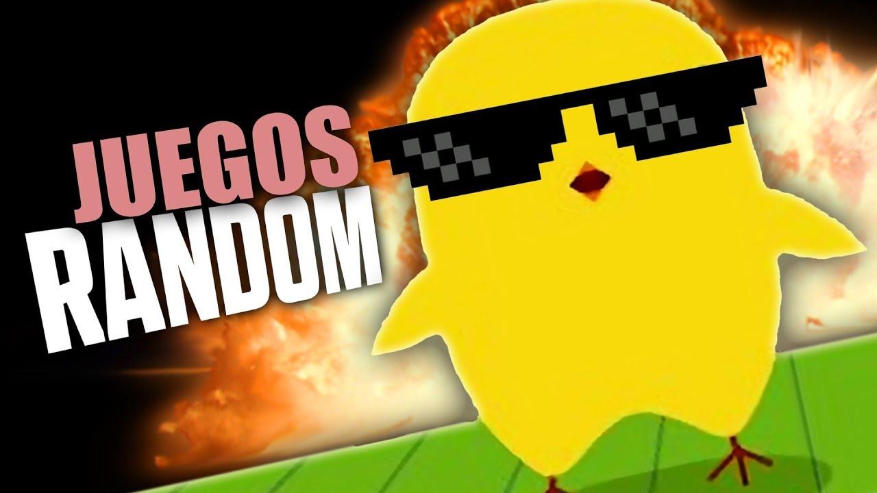 Juegos Random V By Jackei Youtube