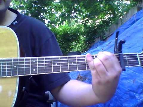 Good Man - Third Eye Blind (Acoustic Guitar Cover)