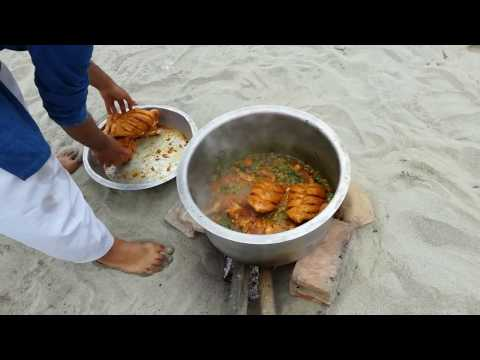 Full CHICKEN Gravy | Full chicken kulambu | Cooking Entire Chicken | VILLAGE FOOD SECRETS