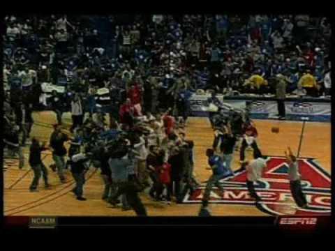 Men's Basketball Patriot League Championship And NCAA Tournament - American University Athletics