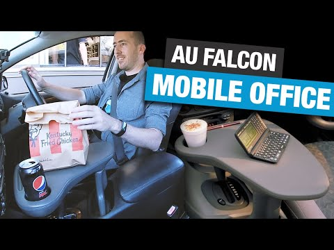 Ford's Amazing AU Falcon Mobile Office Pack
