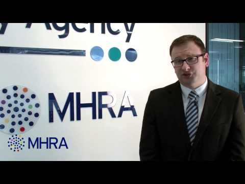 Working for MHRA inspectorate