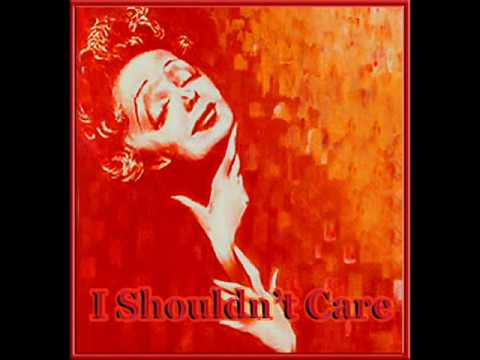 Edith Piaf I Shouldnt Care English Rare  J'm'en Fous Pas Mal