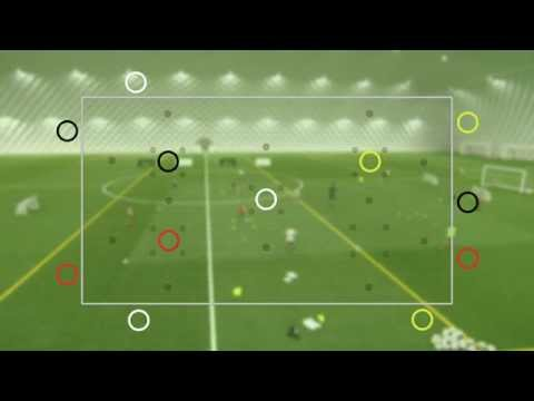 Ball Mastery and Turns: Warm Up