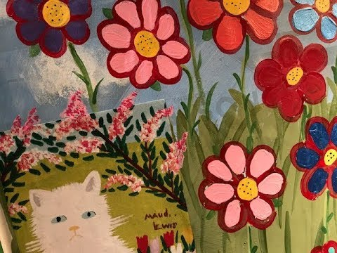 Chill & Chat - Finish Ode To Maud Lewis
