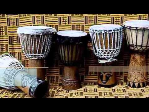Traditional African Music Instruments - YouTube