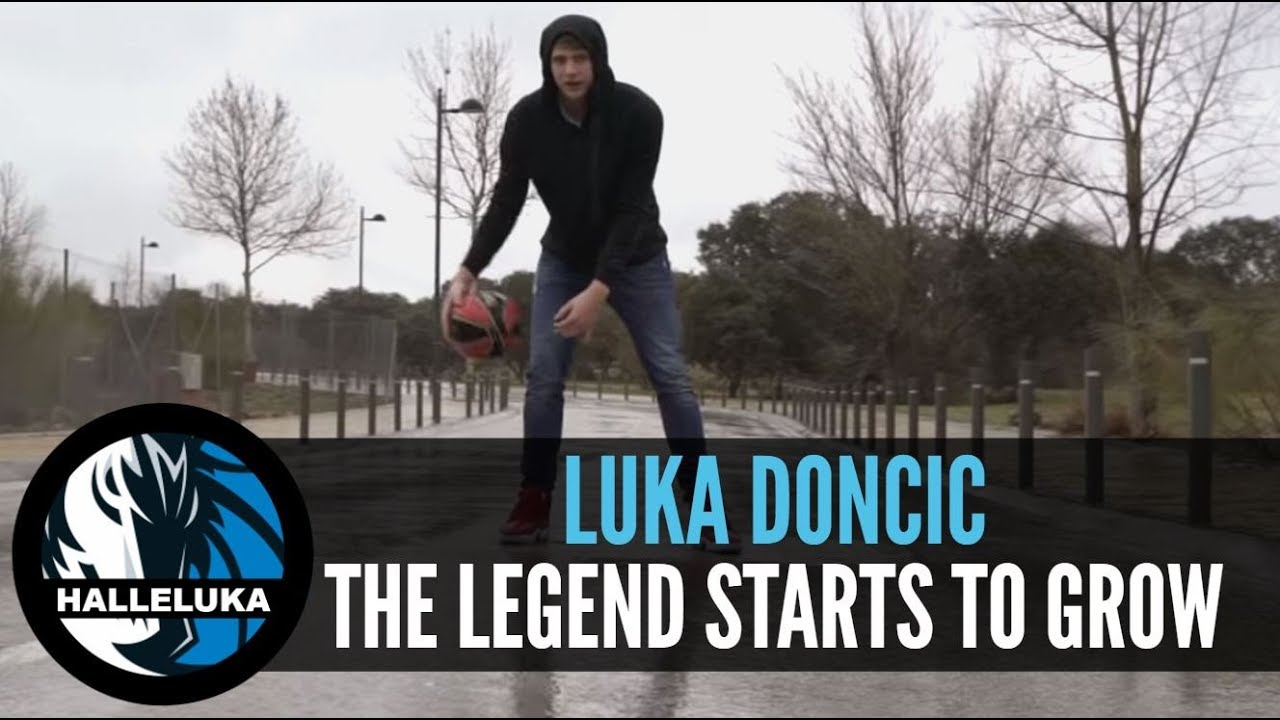 Luka Doncic - The Start of a Legend