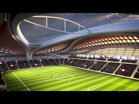 Al Wakrah Stadium © Zaha Hadid Architects