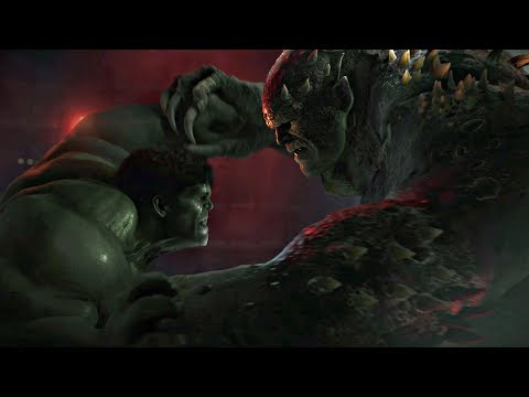 Marvel's Avengers - Taskmaster Boss Fight & Opening Scene (Avengers 2019 Game) 4K Ultra HD