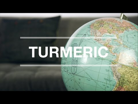Natural Health Secrets from Around the World - Turmeric