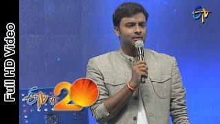 Hema Chandra Performance - Pachadaname Song in Vizag ETV @ 20 Celebrations