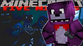 Minecraft School - FIVE NIGHTS AT FREDDY