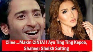 Ciiee...Makin CINTA!! Ayu Ting Ting Kepoo   Shaheer Sheikh Salting, ADA APA YA?