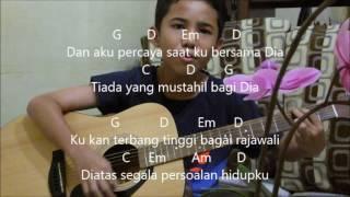 Bagai Rajawali -  by Abramovich (lyrics and chords acoustic)