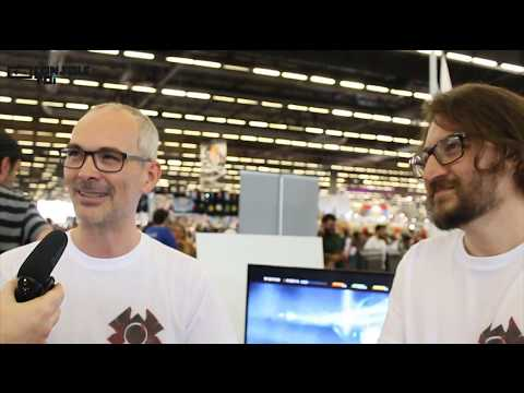 Huge Enemy WorldBreakers, interview Japan Expo 2018 |