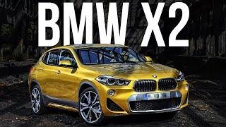 BMW X2 | Тест-драйв | Обзор компактного кроссовера-купе BMW от Авто24