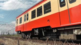 HD 水島臨海鉄道線キハ30形+キハ38形2両編成