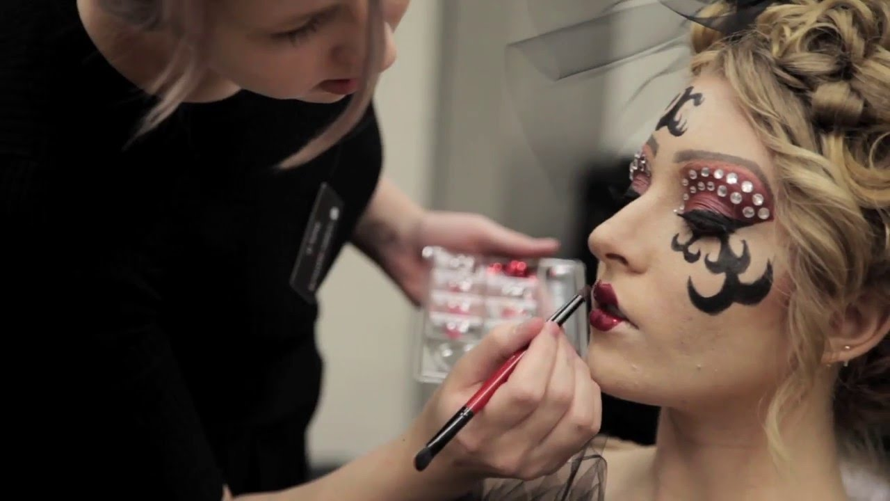 Aveda Institute Tampa Bay Beauty School Catwalk For Water Show Youtube