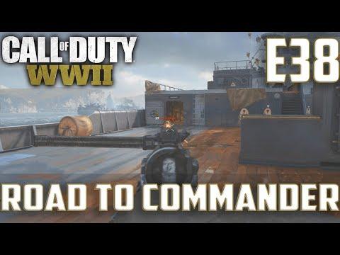 Call Of Duty World War 2(RTC)PS4 Ep.38-FFA On USS Texas X2(Type 100)