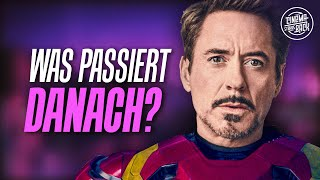 Was passiert nach Avengers: Infinity War?