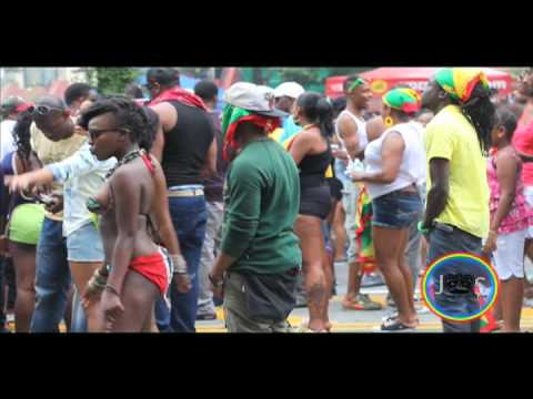 JS: 45th West Indian Caribbean American Labor Day Parade. 1of2. 9/3/2012.