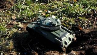 Т-34 против Кошек