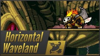 Rivals of Aether - Horizontal Waveland