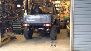 Suzuki Samurai Stage 3 aluminum Buick V8