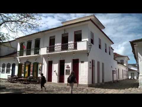 Conheça o Centro Histórico de Paraty!
