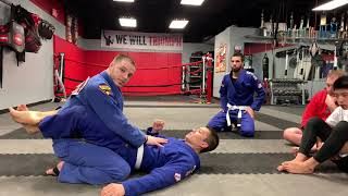 Brazilian Jiu Jitsu- Side Control Basics