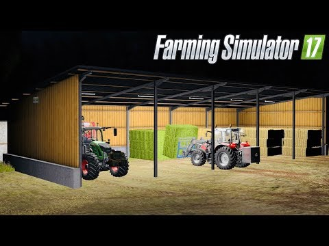 UN NOUVEAU BÂTIMENT !!! 🏠😱 (Old farm no cheat #22) - Farming simulator 17