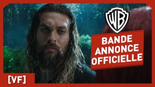 Aquaman - Extended Video (VF) - Jason Momoa / Amber Heard streaming