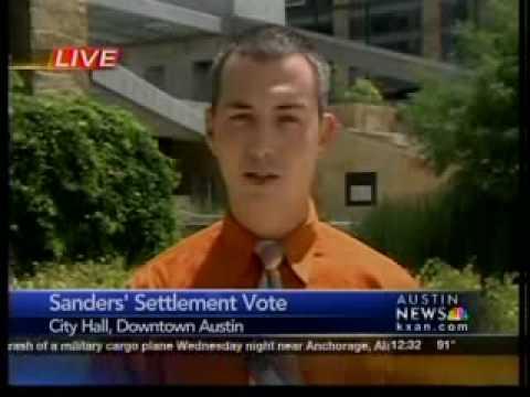 Sanders settlement