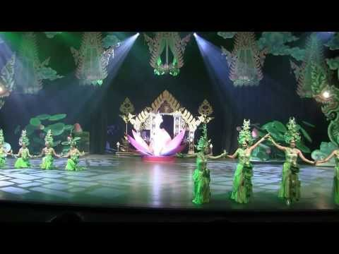 "COLOSSEUM Show Pattaya ""SAWASDEE"" August 2013"