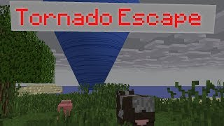 The Tornado Escape (Funny & Intense) | Dye MC