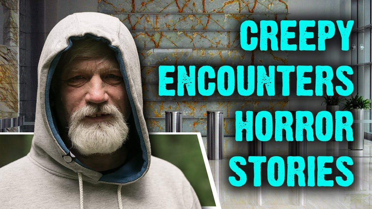 😨 2 REAL Creepy Encounters Horror Stories Read By Strangers